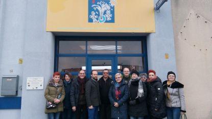 Leraren De Fontein ontvangen Poolse collega's