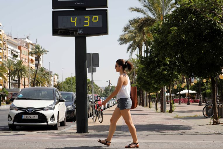 Cordoba, Andalusië, Spanje. Beeld EPA