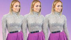 Bikiniselfie van Jennifer Lopez zet andere moeders aan om gelijkaardige foto's te delen
