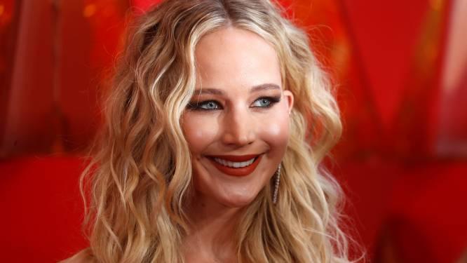 Jennifer Lawrence verlooft zich met galeriehouder