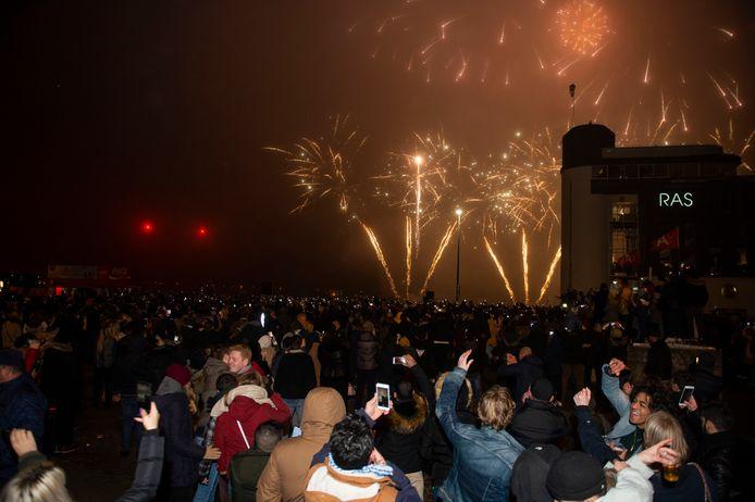 In Antwerpen zal er dit jaar geen vuurwerk worden afgestoken om het nieuwe jaar te vieren.