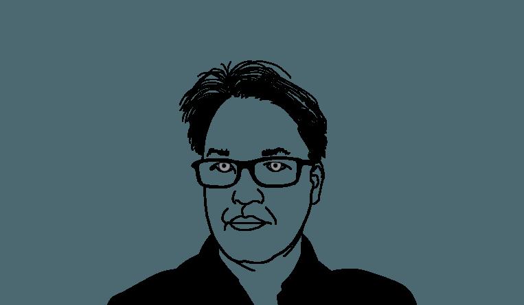 Maarten Rabaey. Beeld rv