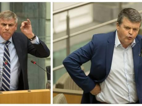 """Le débat sur l'incendie du centre d'asile de Bilzen part en vrille: """"Le Vlaams Belang se croit au Reichstag"""""""