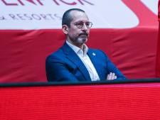 Heroes-coach Jean-Marc Jaumin rekent in de play-offs tegen Donar op een regelrecht basketbalgevecht
