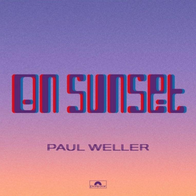 Paul Weller - 'On Sunset' Beeld Humo
