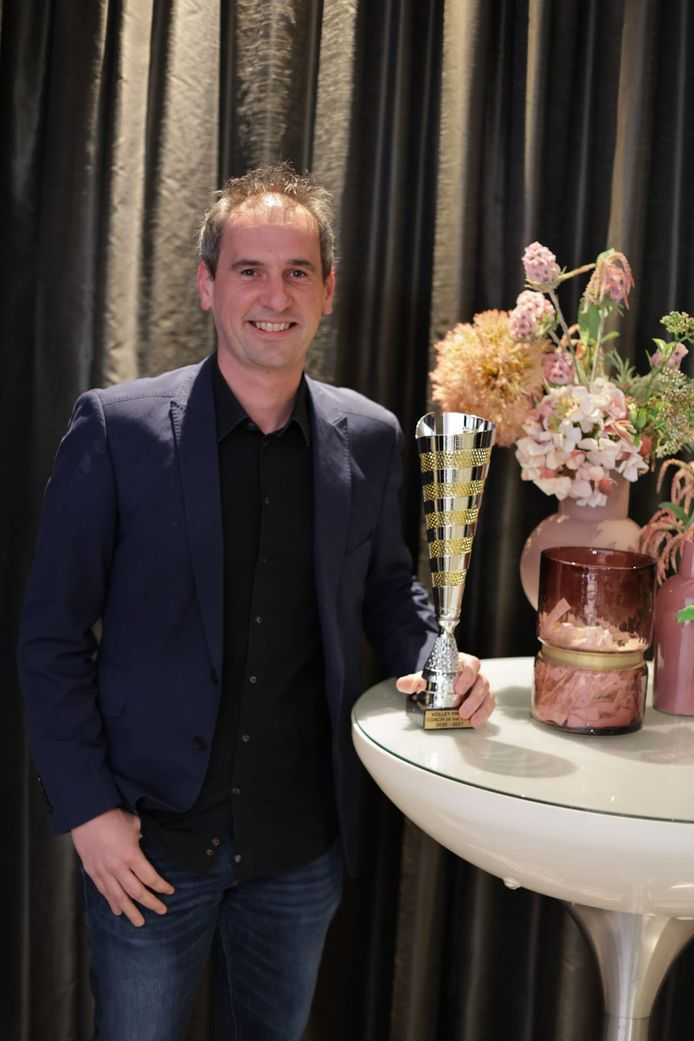 Coach van het jaar: Belgian Womens Volley League: Kris Vansnick.