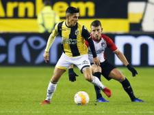 Foor terug in basis bij Vitesse