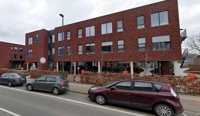 Woonzorgcentrum Ter Burg in Zaventem. Beeld Google Maps