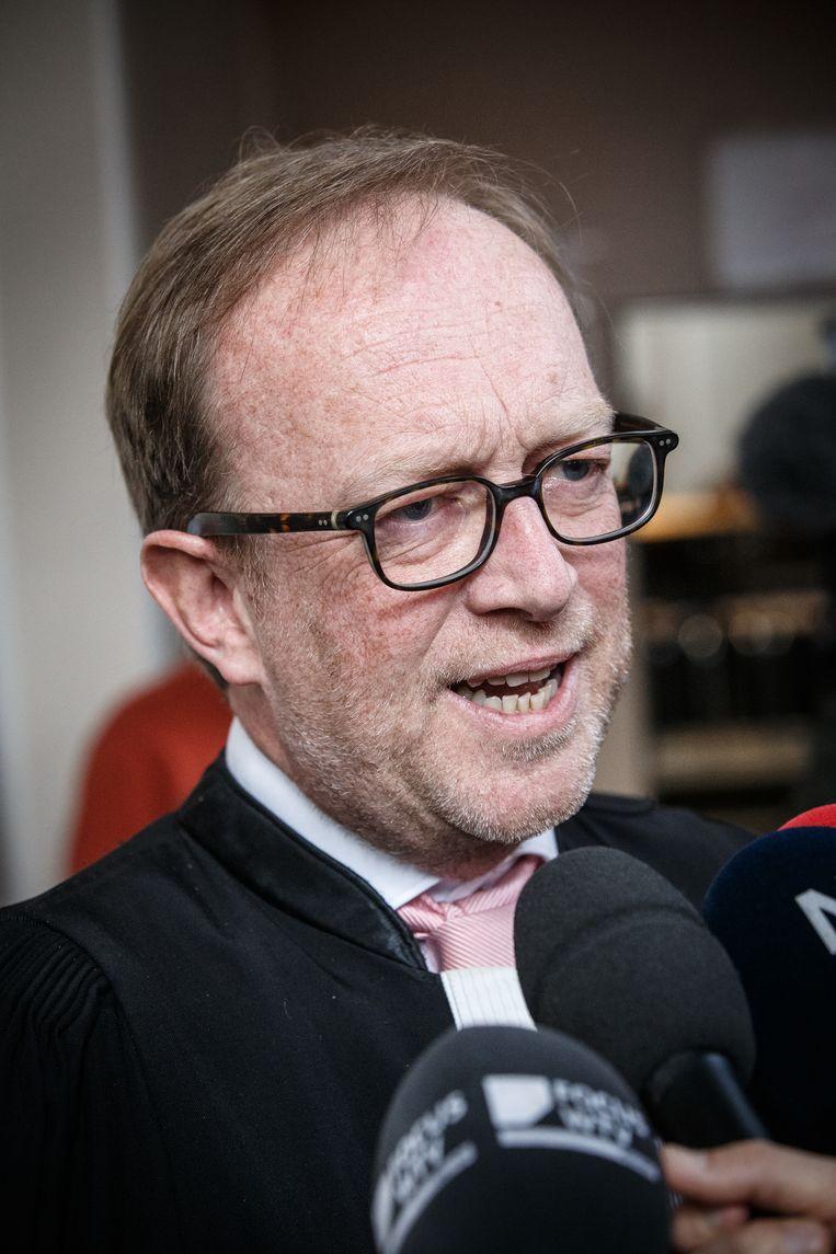 Jan Leysen. Beeld BELGA