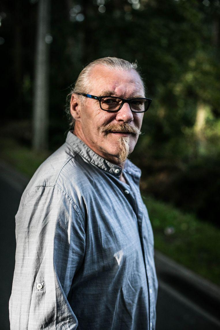 Eric Geijsbregts: 'Ik kan nog altijd heel droevig worden van een doodlopend spoor, maar ik raak er wel sneller overheen dan in de eerste jaren.' Beeld Bas Bogaerts