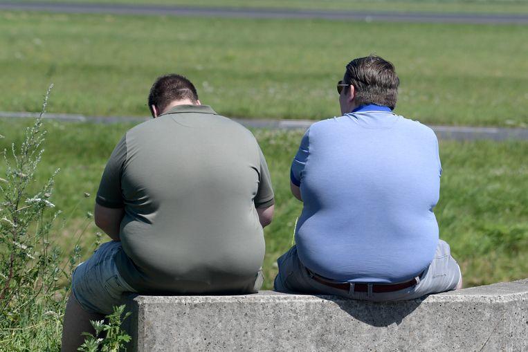 Overgewicht is niet alleen een gezondheidsrisico, maar leidt ook tot discriminatie en stigmatisering. Beeld Hollandse Hoogte / Fotobureau Dijkstra