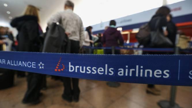 Verlies Brussels Airlines donkerrood zonder hulp regering