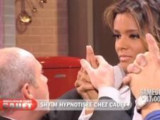 Shy'm hypnotisée sur le plateau de Cauet (vidéo)