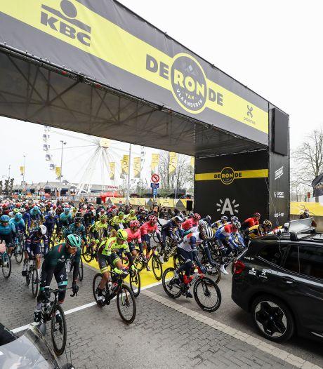 Antwerpen en Brugge organiseren komende 6 jaar afwisselend de start van de Ronde