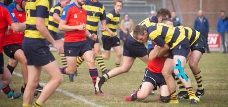Geen 'Lulletje van de dag' bij rugbyers RC Betuwe