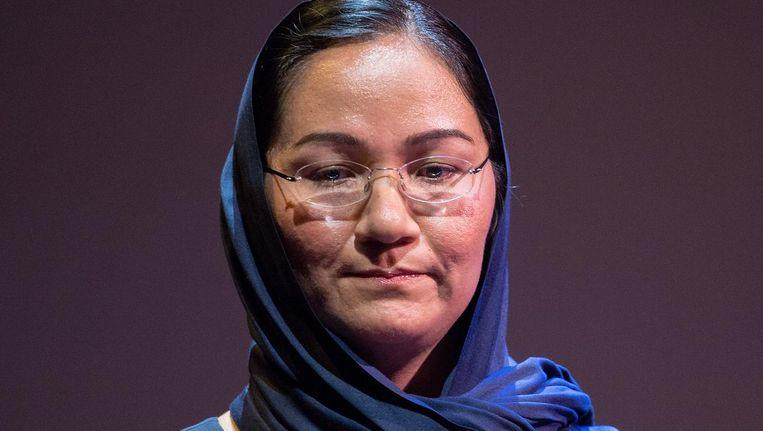 Shirin Musa, directeur van Femmes for Freedom Beeld anp
