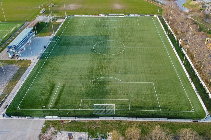 ZAC begint op het Jo van Marle sportpark met vier nieuwe spelers aan het komende seizoen.