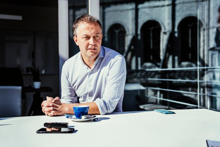 Open Vld-voorzitter Egbert Lachaert