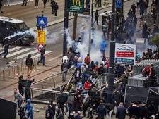 200 uur werkstraf voor Dordtenaar die stenen gooide bij Feyenoordrellen