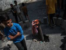 Negen kinderen gedood bij Israëlische luchtaanvallen; twee vrouwen dood door Palestijnse raketten
