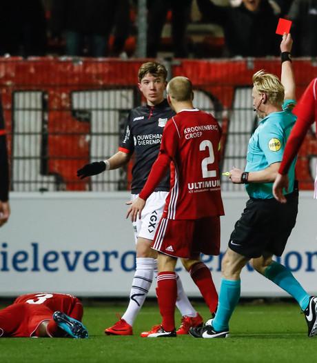 NEC in beroep tegen wedstrijd schorsing voor 17-jarige debutant