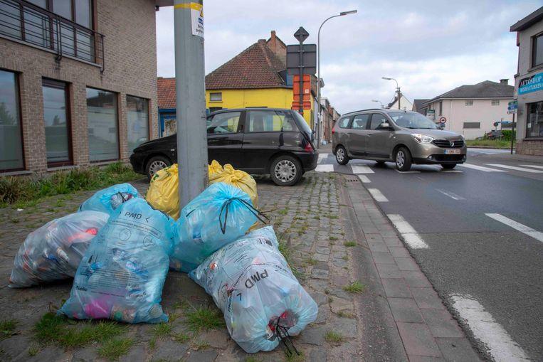 Afval wordt vandaag gewoon opgehaald ondanks de nationale vakbondsacties