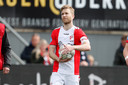 FC Emmen-goalgetter Michael de Leeuw