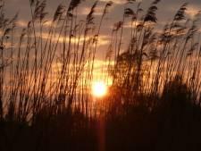 Herfstvaartocht werpt schaduw vooruit in Ossenzijl