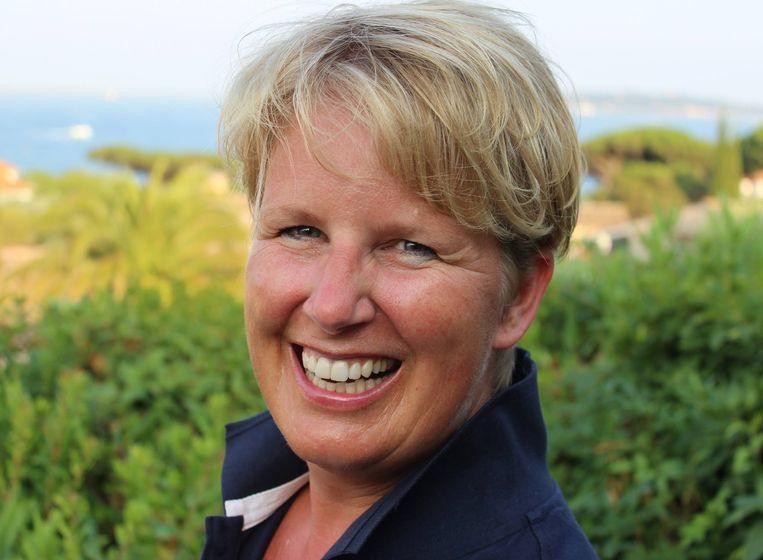 Corine Jansen in 2012 Beeld x