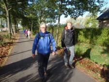 500 wandelaars lopen Herfstkleurentocht met de Keistampers in Boxtel