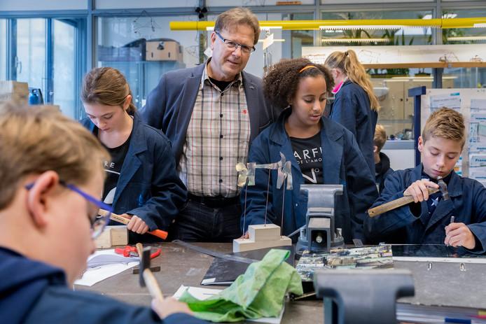 School voor Praktijkonderwijs De Brug in Zaltbommel.