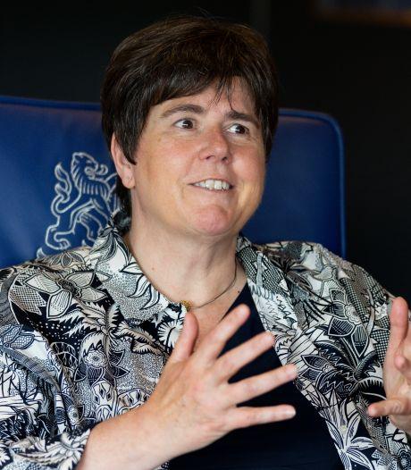 Adema krijgt het voor haar kiezen als commissaris in Brabant: 'Daar moet je mee zien te dealen en dat doe ik ook'