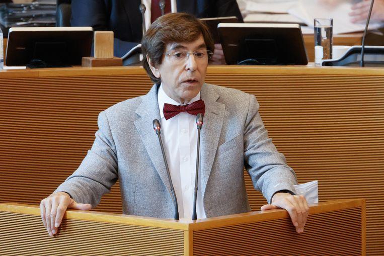 Waals minister-president Elio Di Rupo (PS). Beeld BELGA