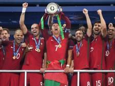 Il y a 4 ans, le Portugal remportait l'Euro face à la France