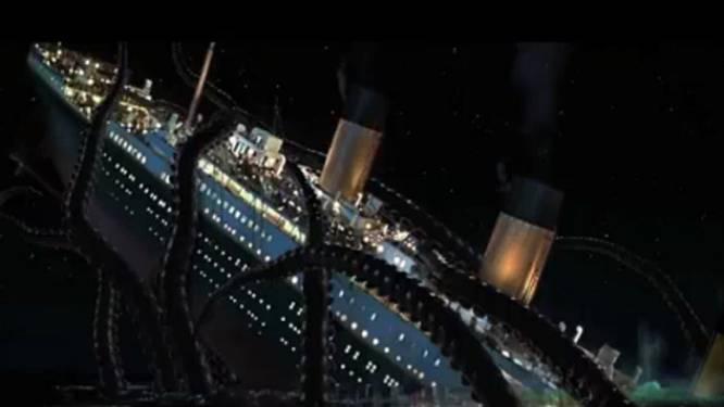 Als u 'Titanic' haat is er altijd nog de parodie...