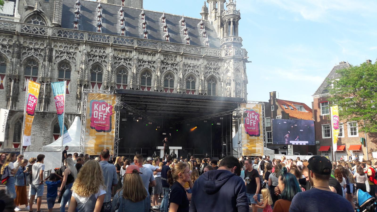 Kickoff festival Middelburg