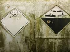 Acrylnitryl en butadieen in wagons België