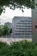breda-foto : ron magielse woontoren 2 en 3 op trip van zoudtlandt kazerne worden in gebruik genomen.