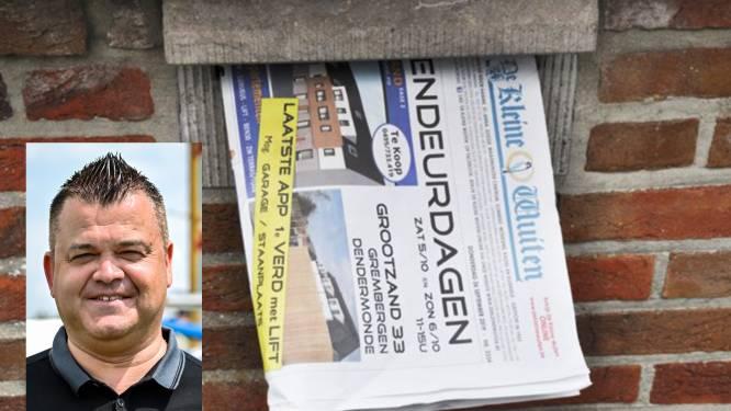 'De Kleine Wuiten' belandt na 1,5 jaar afwezigheid binnenkort opnieuw in de brievenbus