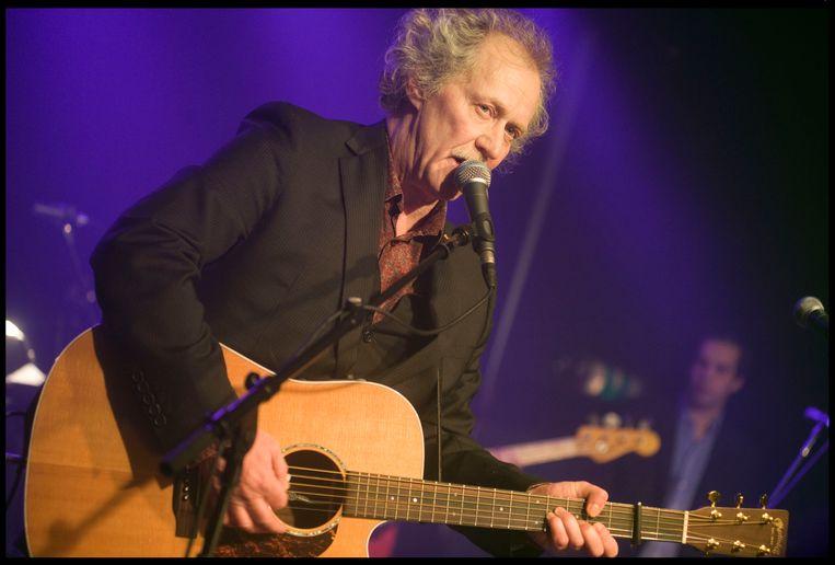 Zanger en muzikant Kris De Bruyne (70) overleden - De Morgen