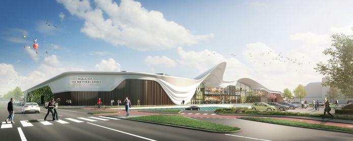 Exterieur Mall of the Netherlands / Mall of the Netherlands Leidschendam-Voorburg krijgt een O'Learys , bekend gemaakt eind maart 2018