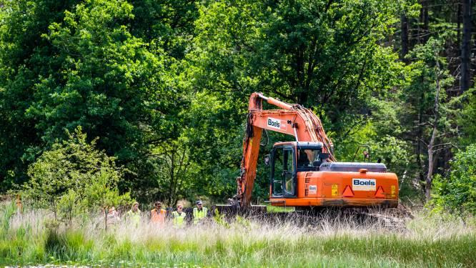Nieuwe zoektocht naar Tanja Groen op Strabrechtse Heide in Geldrop