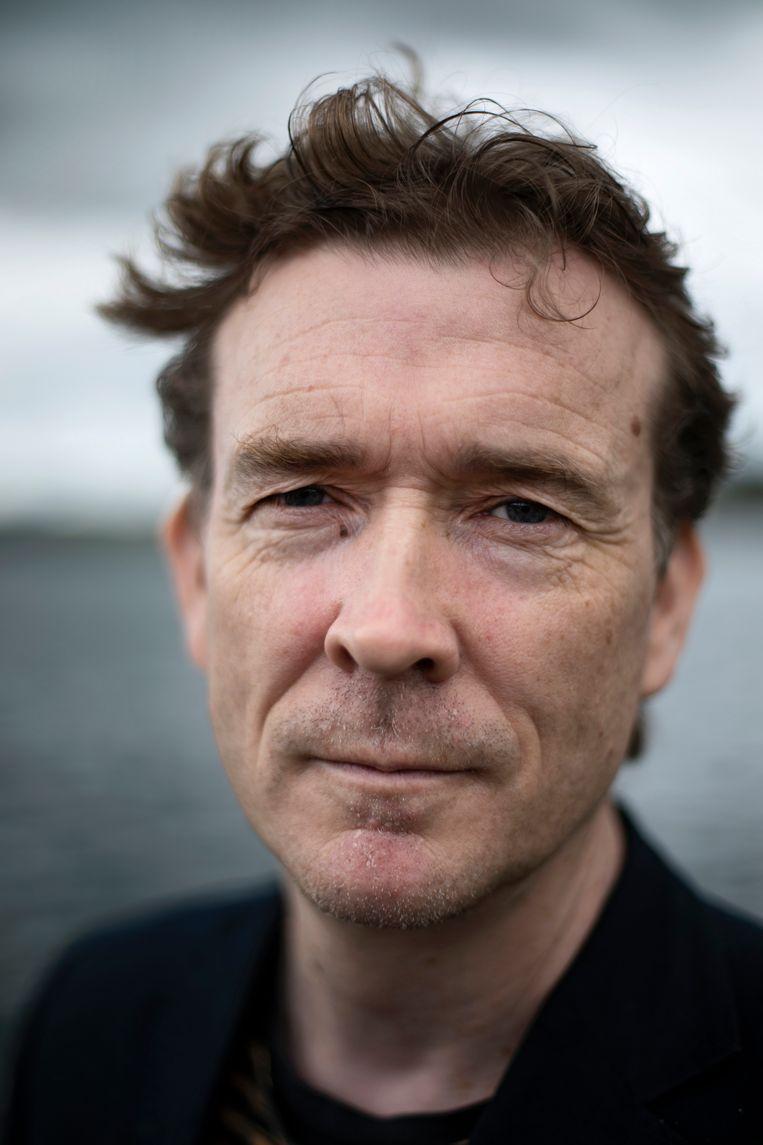 Schrijver David Mitchell  Beeld Eoin O'Conaill