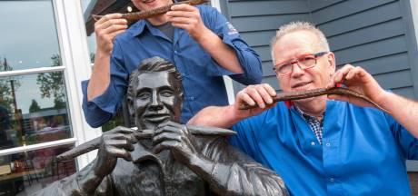 Harderwijk verliest icoon: paling-goeroe en vishandelaar Dries van den Berg (64) overleden