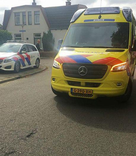 Fietser gewond door aanrijding in Enschede