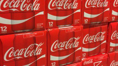 Vanaf nu ook suikertaks op frisdrank in het Verenigd Koninkrijk: blikje Coca-Cola wordt 18 pence duurder