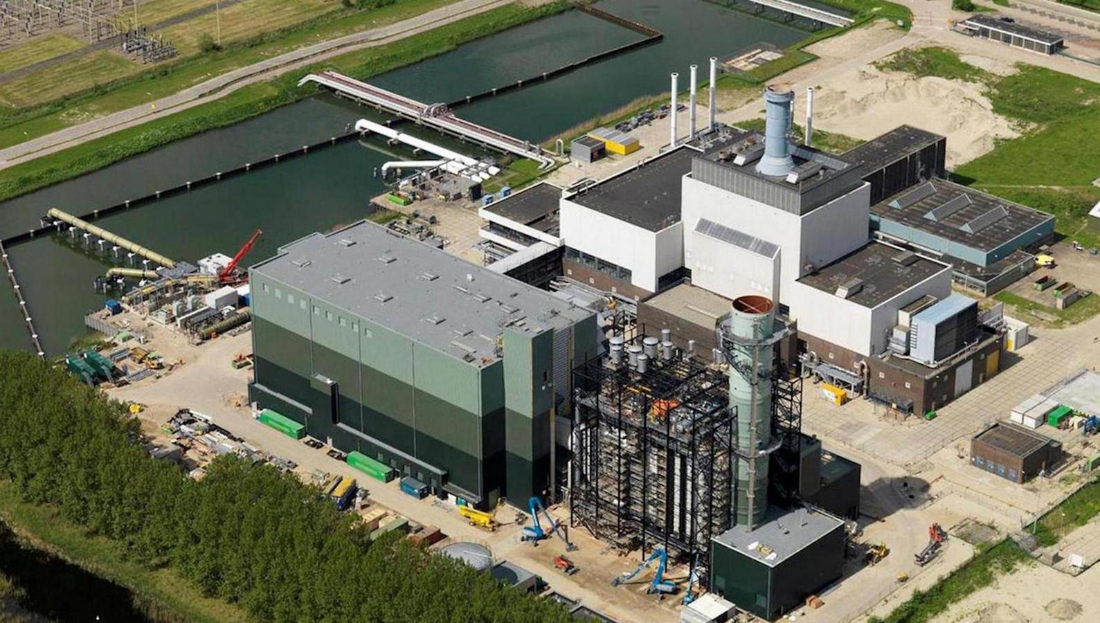 Biomassacentrale