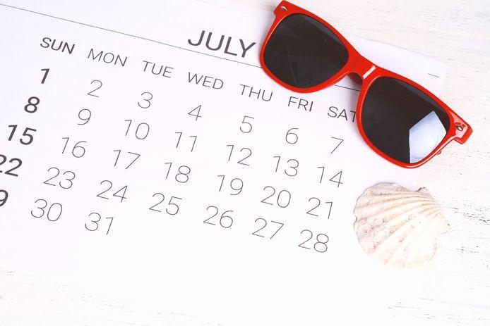 Agenda uitjes zomer 2020