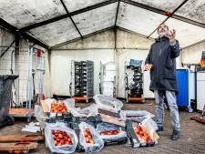 Hulpverlener Said Bensellam runt zijn eigen voedselbank: 'Narigheid biedt ook kansen'