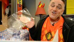"""'Radja' bereidt een barbecue voor de Rode Duivels voor: """"Een Samsonworstje voor de Kevin"""""""